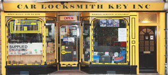 car locksmith key store