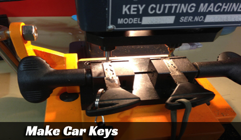 make new car key